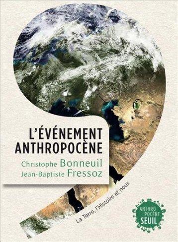 Evénement Anthropocène
