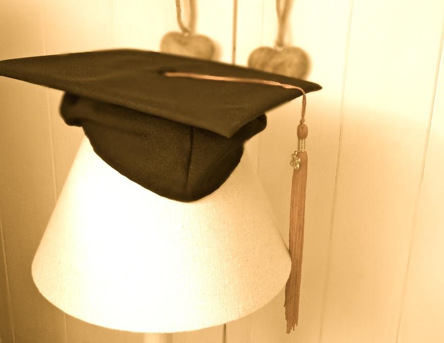Cérémonie de diplôme
